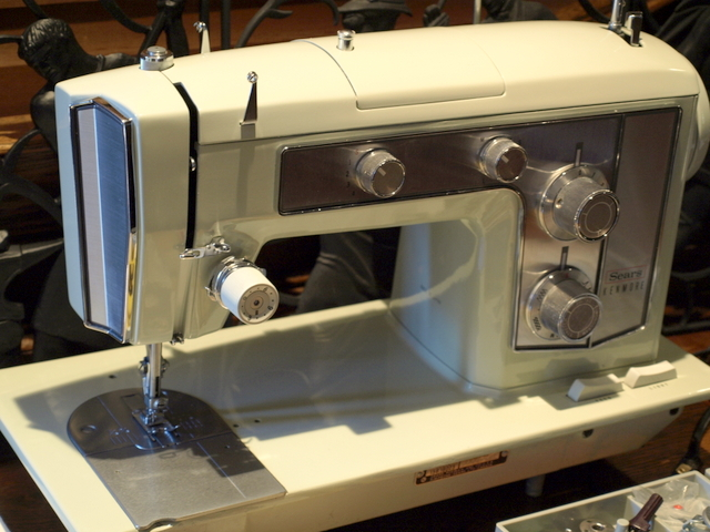 Tight Acres Kenmore 4040 No 40 Mesmerizing Sears Kenmore Sewing Machine 158
