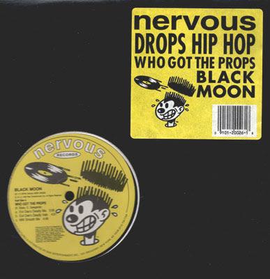 Black Moon – Who Got The Props / Fuck It Up (VLS) (1992) (320 kbps)