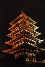 Five-tier Pagoda at Kofukuji Temple