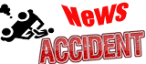 Accident News Card Design