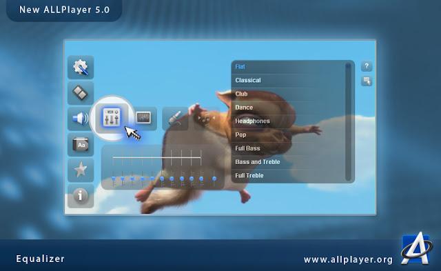 تحميل البرنامج الأكثر شعبية لتشغيل جميع صيغ الصوت والفيديو ALLPlayer free 5.6.2