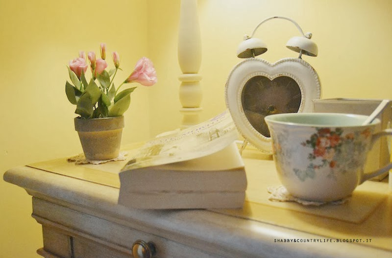 Un assaggio di primavera - shabby&countrylife.blogspot.it