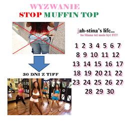 NOWE WYZWANIE: STOP MUFFIN TOP.