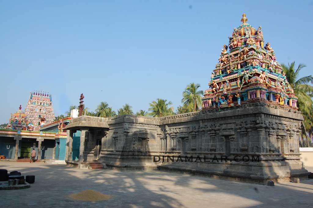 சிங்கிரிகுடி நரசிம்மர் கோவில்