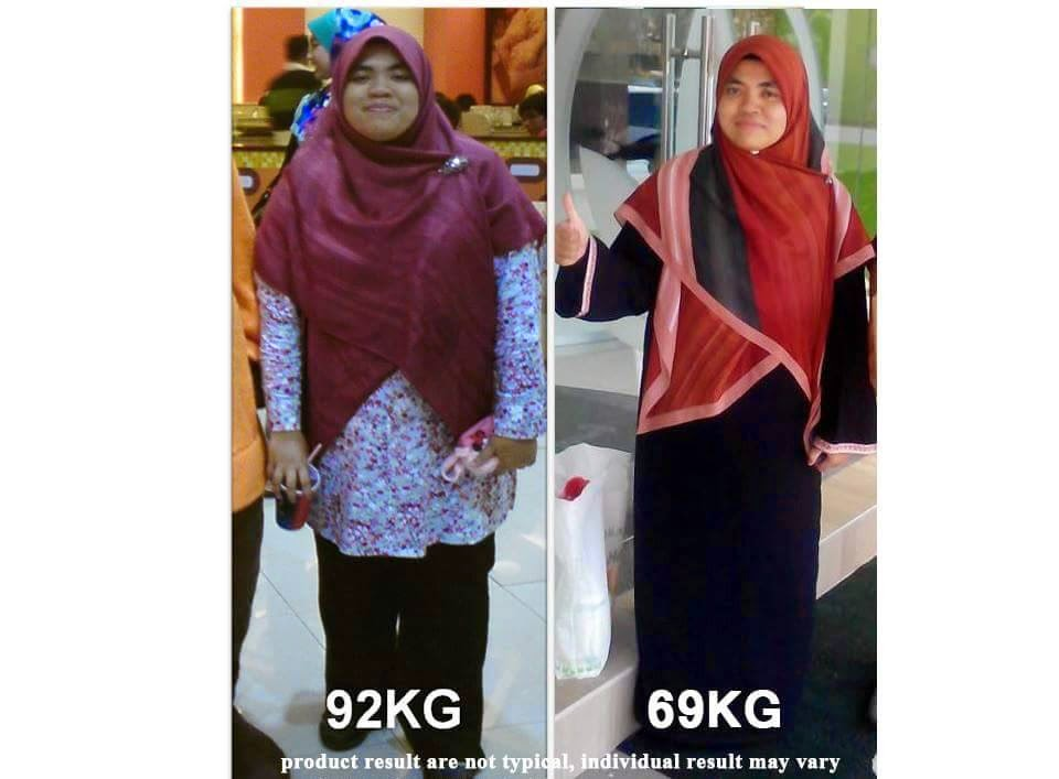 Trying-to-be-Fit Mama: Program Turun Berat Badan