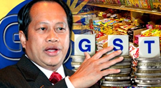 Ahmad Maslan Kata Rakyat Sudah Terima GST