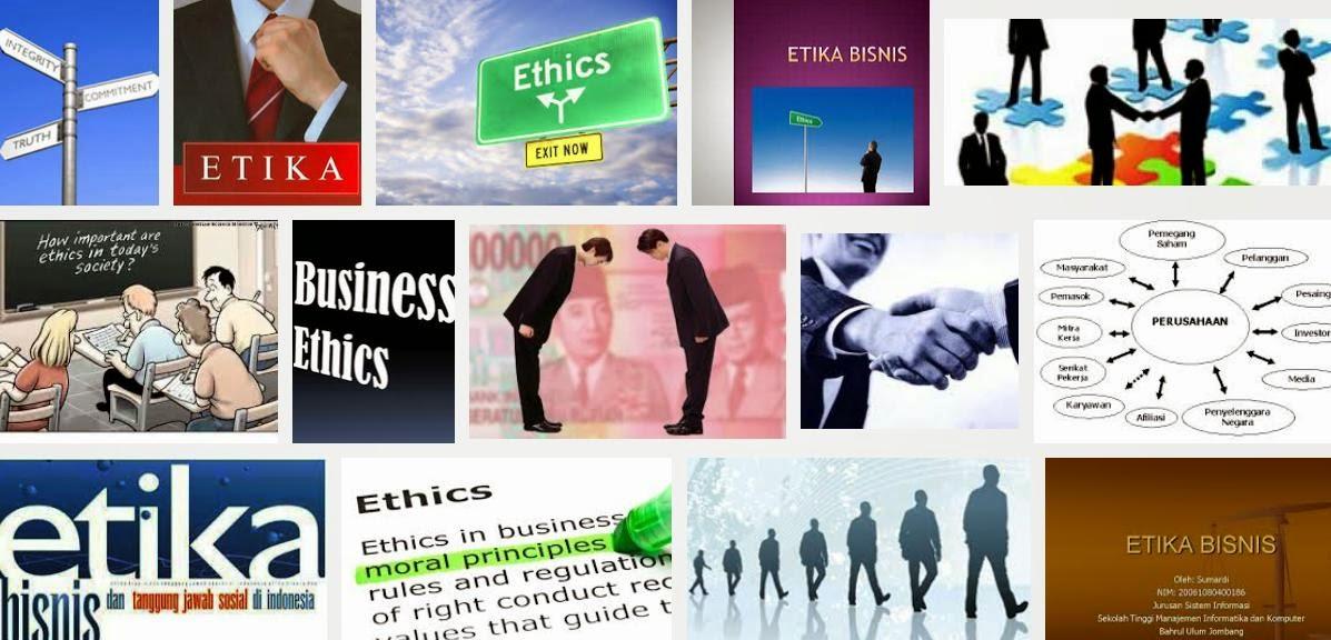 pentingnya Etika Bisnis