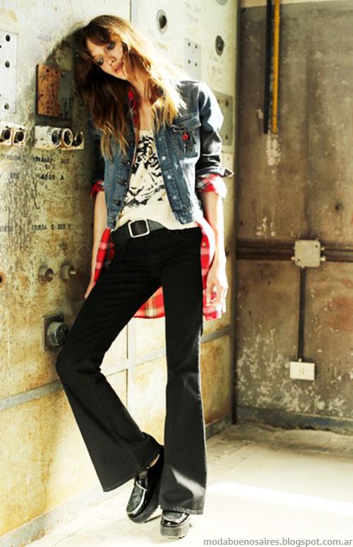 Moda otoño invierno 2014. Looks de moda colección Tucci otoño invierno 2014.