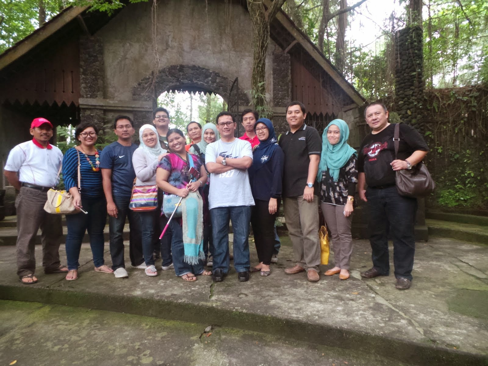 Museum Kerajaan Jawa Ullan Sentanu di Merapi, Jogjakarta