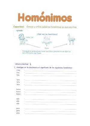 http://razonamiento-verbal1.blogspot.com/2013/12/homonimos-3-grado-primaria.html