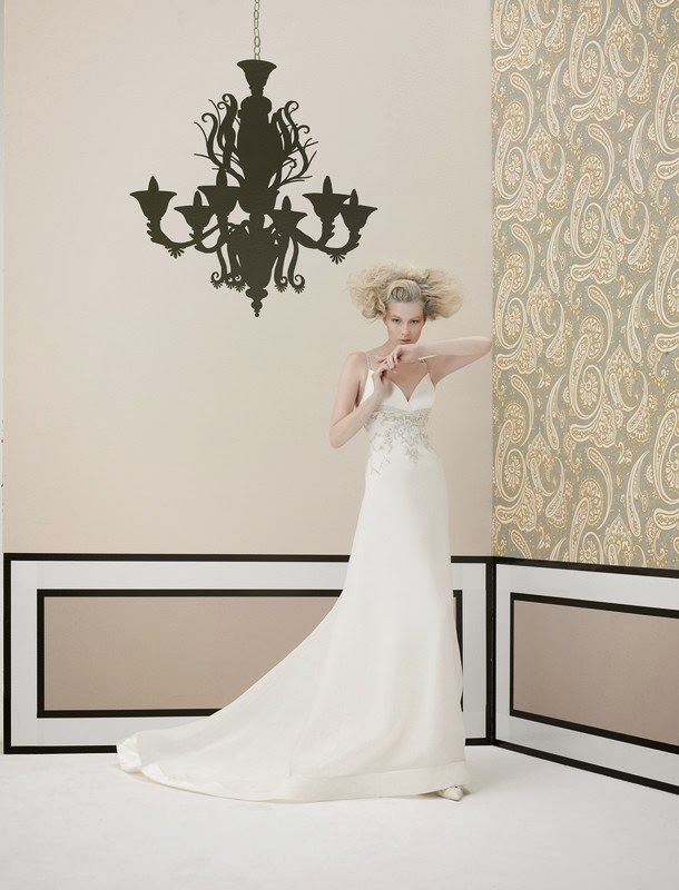 Rosanna Perrone 2013 Bridal Collection