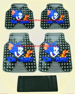 Karpet Tom & Jerry Blue