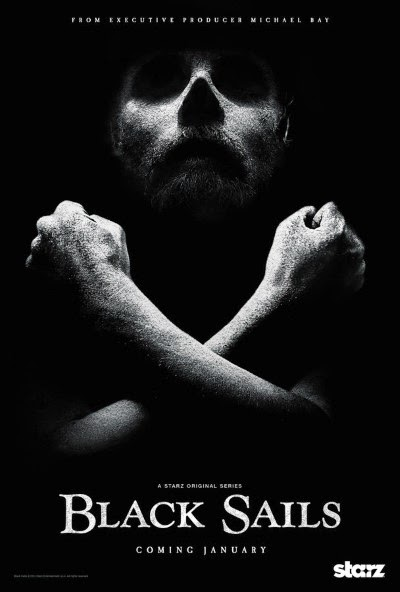 cover del dvd de la serie black sails 201