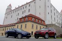 Jaguar Land Rover nuova fabbrica in Slovacchia