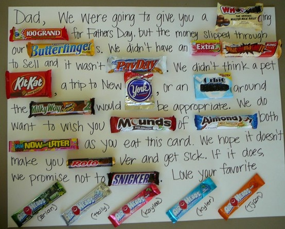 candy gram sayings for thank you | just b.CAUSE