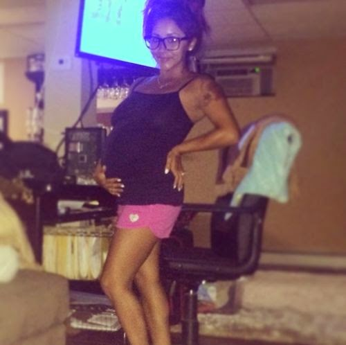 Snooki is ready for baby
