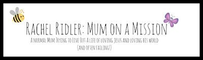 Rachel Ridler: Mum on a Mission