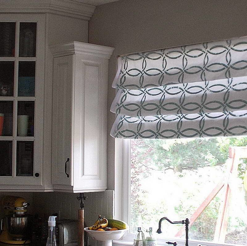 Modern Curtains Designs For Kitchen