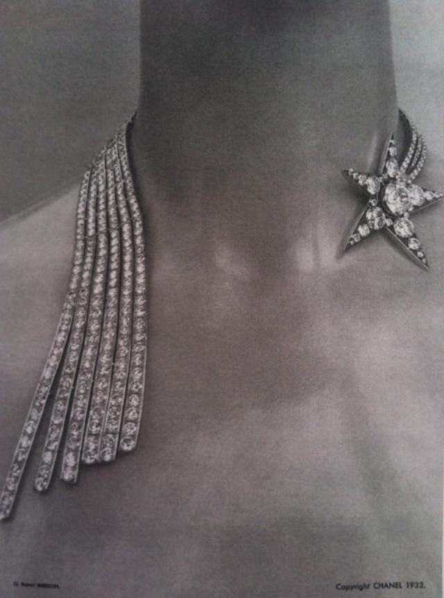 CHANEL 1932 Profumo Les Exclusifs alta gioielleria gioielli bijoux de diamants mademoiselle coco Rinascente Duomo Milano