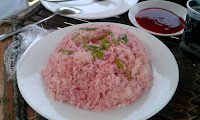 Bluejaz bagoong rice