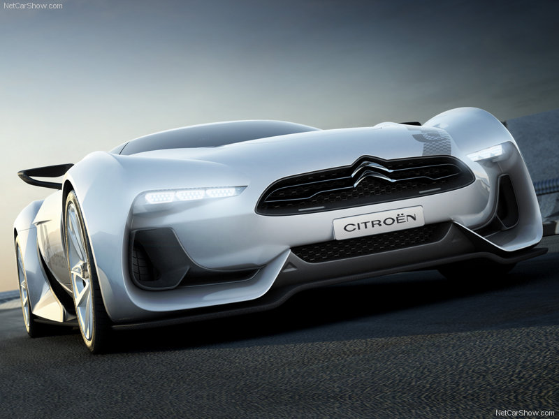 Citroen Gt Concept Wallpaper. 2011 Citroen