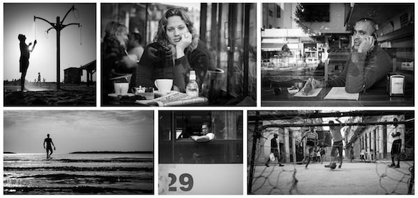 Thomas Leuthard, la fotografía de calle en mayúsculas