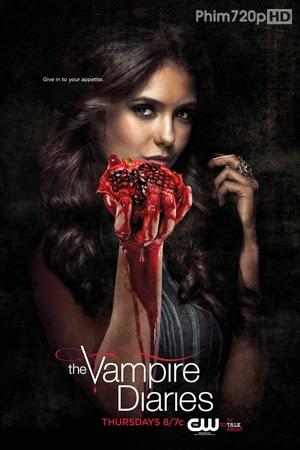 The Vampire Diaries 6 2014 poster