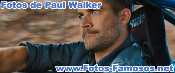 Fotos de Paul Walker
