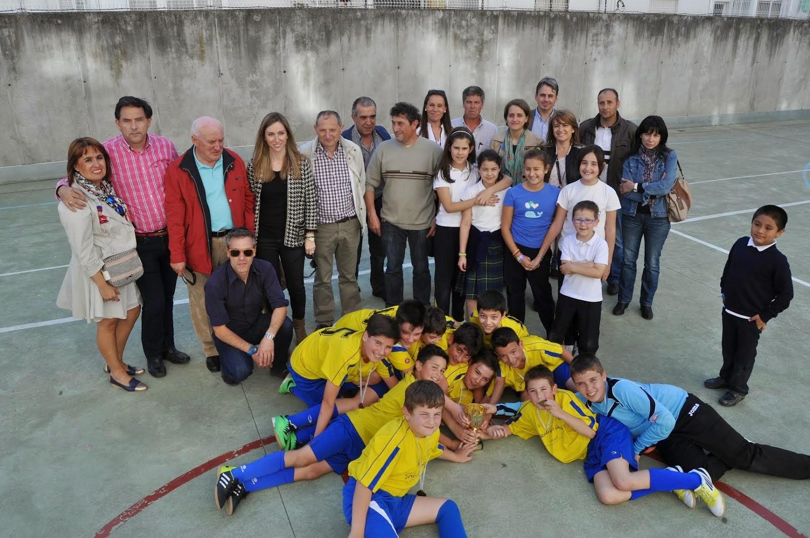 Campións TORNEO FS 2014