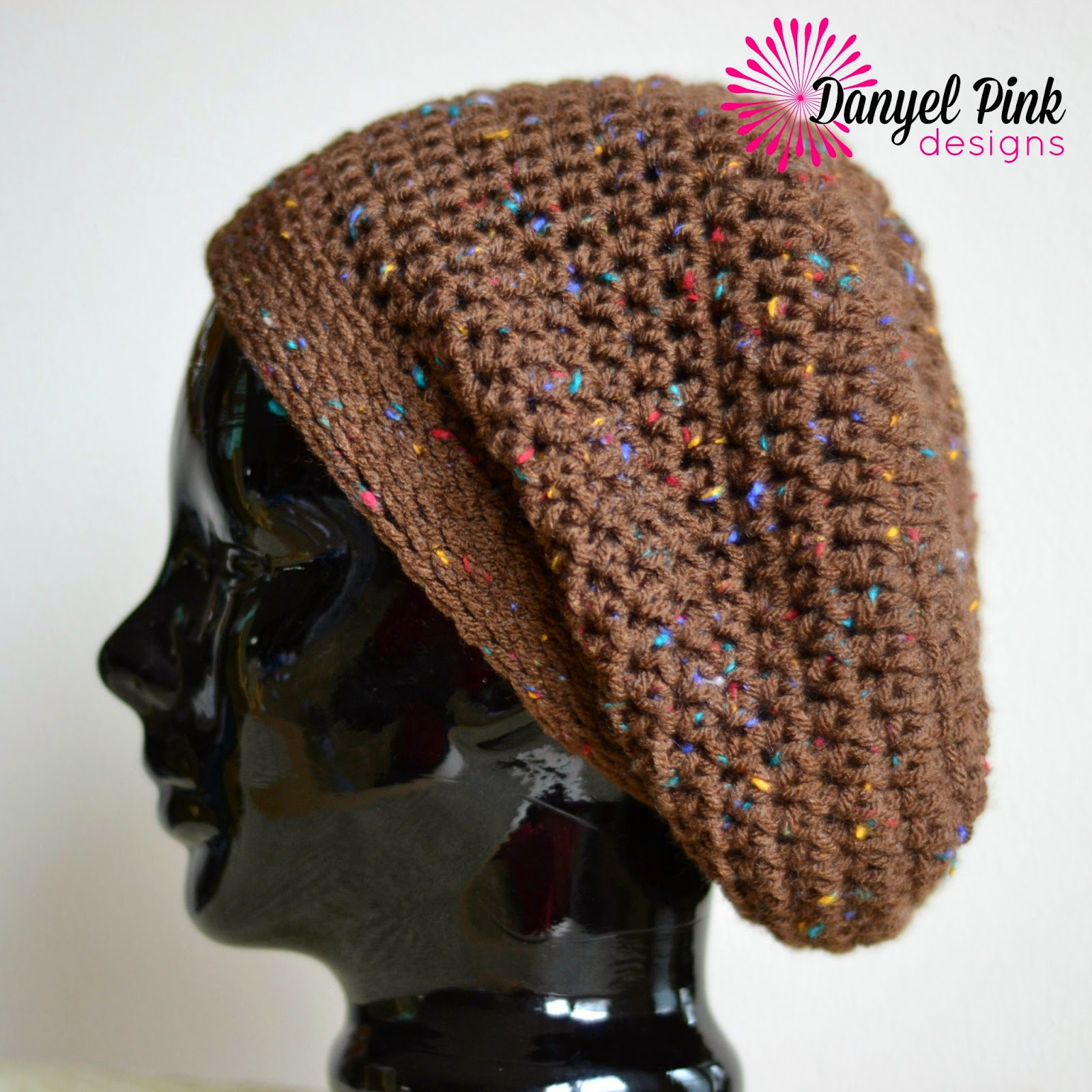 Slouch Hat Crochet Pattern Magnificent Decorating Ideas