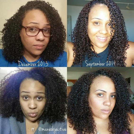 Wash and Go = Protective Styling?