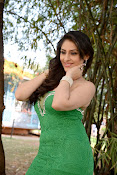 Ankita Sharma Hot photo shoto in Green-thumbnail-3