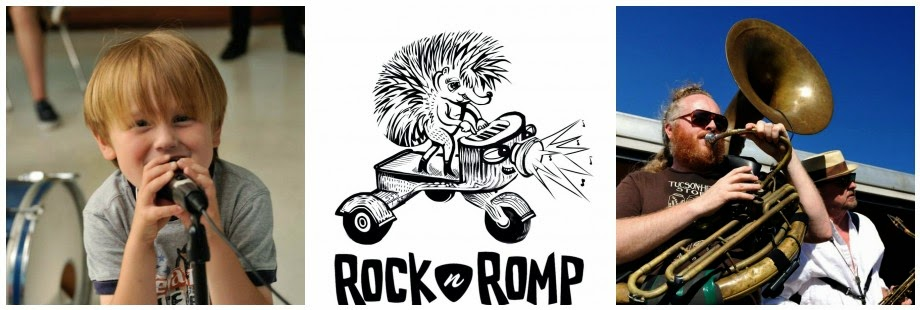 MEMPHIS ROCK-N-ROMP