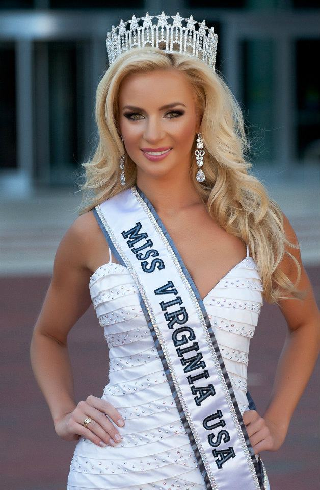 Miss Virginia USA 2012 - Catherine Muldoon