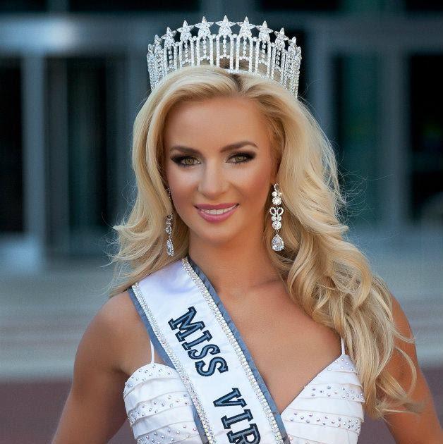 New Miss Universe 2018 >> Miss Virginia USA 2012 winner is Catherine Muldoon