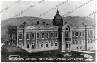 Durham Miners' Hall, Redhills (D/Cl 27/277/1858)