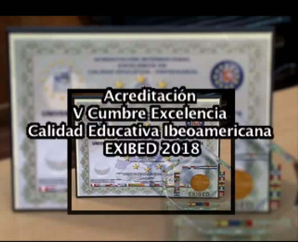 Premio Exibed 2018