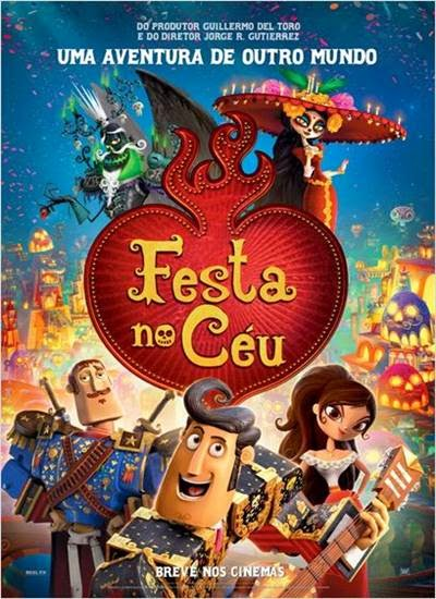 Download Festa no Ceu Dublado AVI + RMVB Torrent