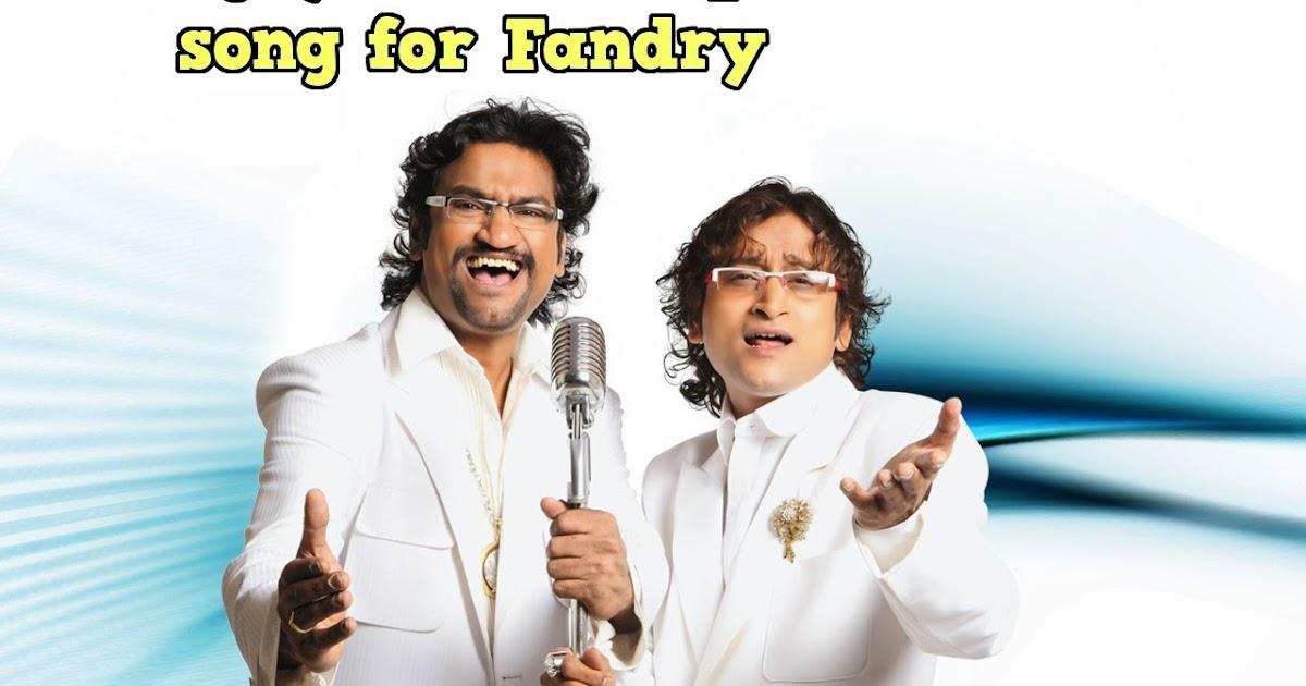 ajayatul compose theme song for fandry karamnookcom