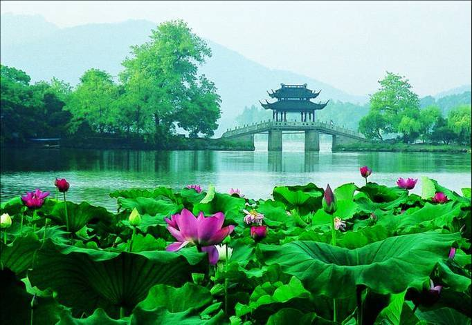 Most Beautiful Place In The World Beautiful Places Of China