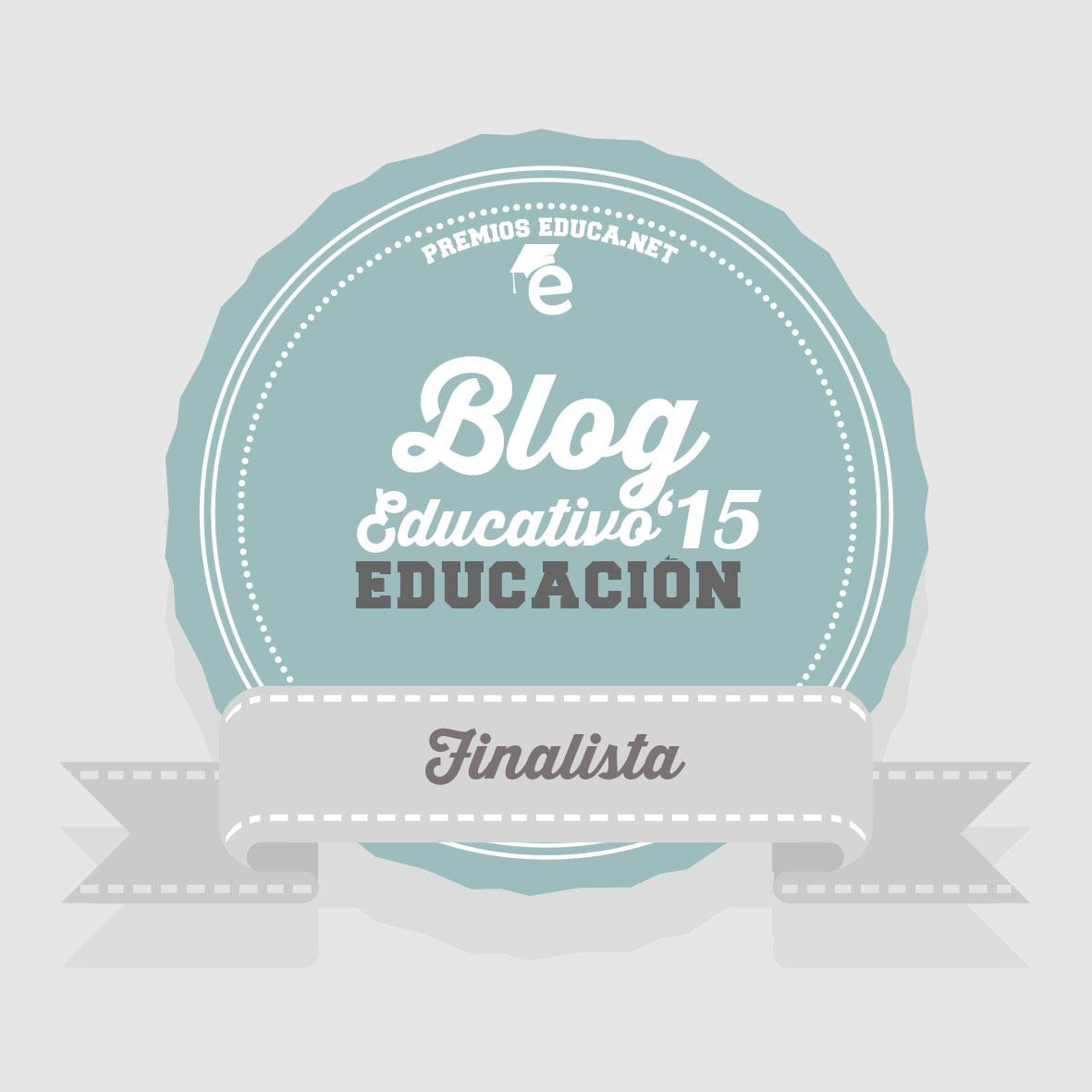 Finalistas Premios Educa.net