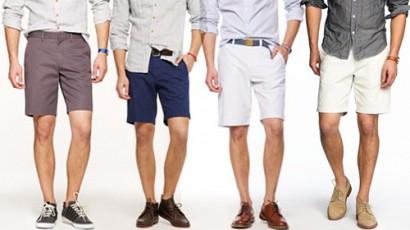 How To Wear Shorts   Fashion Show - Mens Fashion