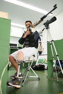 I Copa Brasil de Tiro Esportivo Paralímpico 2013