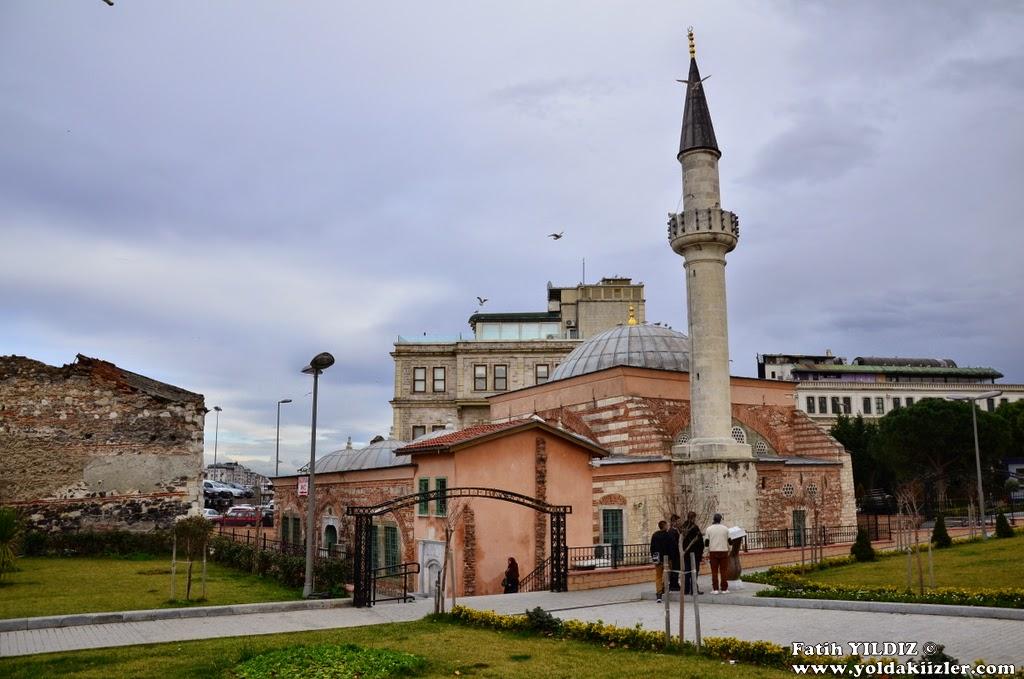 Ahi Çelebi Camii Evliya Çelebinin Duası Seyahat ya Resulallah