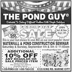 The Pond Guy