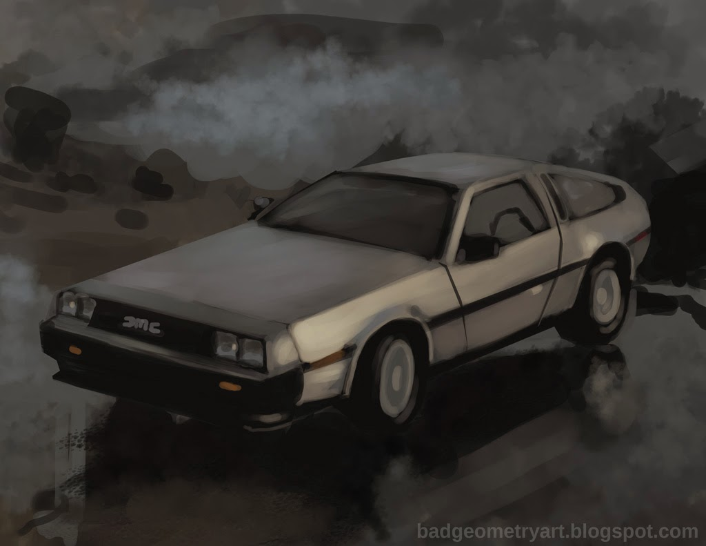 The Art of David Lopez: Car Rendering and Sketching