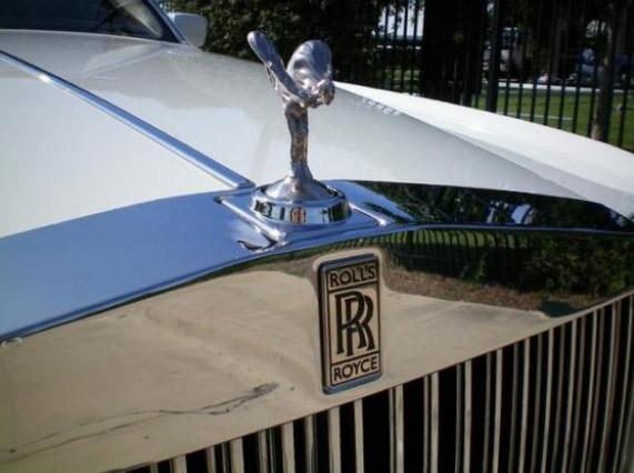 Stampersfantasy Symbol Of Rolls Royce
