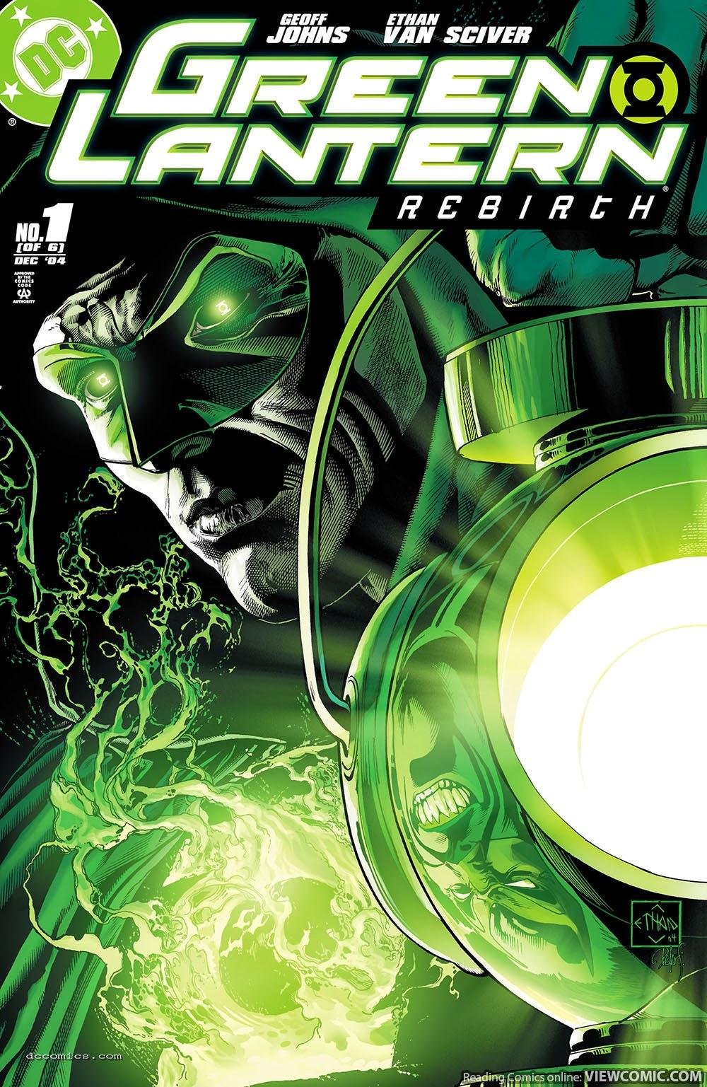 green lantern rebirth 001 2004 vietcomic net reading comics for free