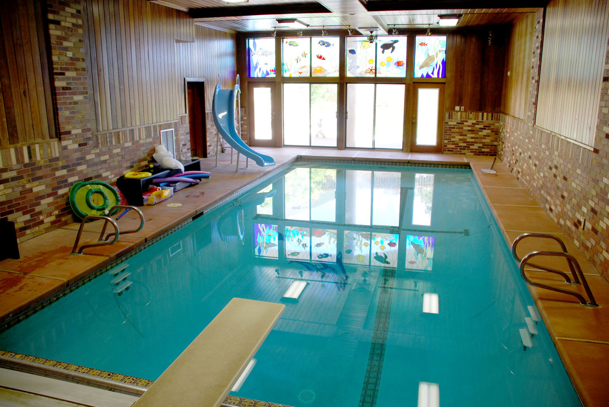 Mansions With Indoor Pools u555u | images: mansion with indoor pool with diving board