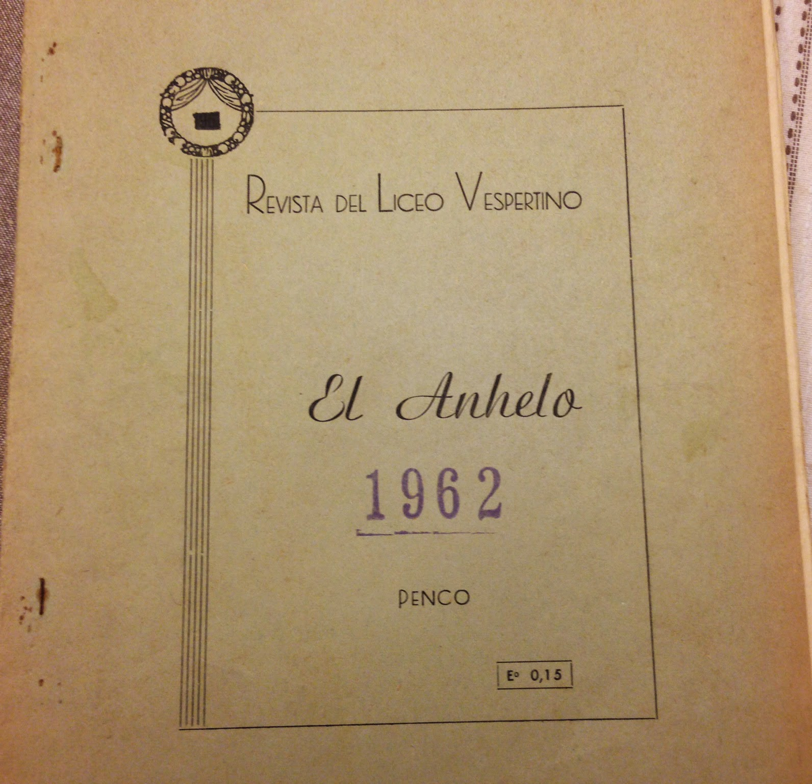 LA REVISTA DEL VIEJO LICEO